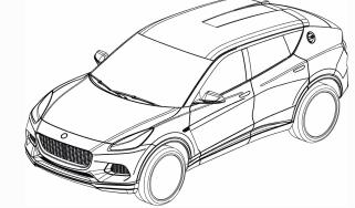 Lotus SUV front
