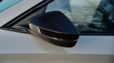 Skoda Superb Sportline - wing mirror