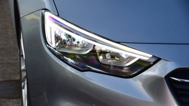Vauxhall Insignia Grand Sport - headlights