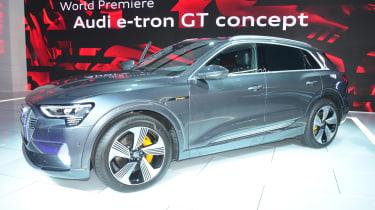 Audi e-tron - LA Motor Show
