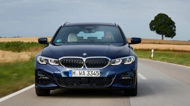 BMW 3 Series Touring - full front