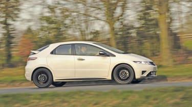 Honda Civic Ti pan