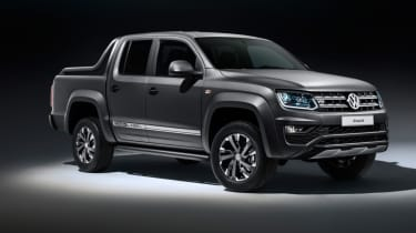 VW Amarok - Dark Label