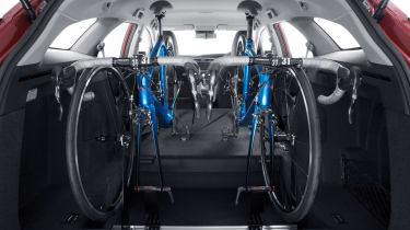 Honda Civic Tourer bike rack - 2