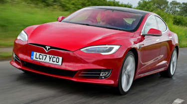 A to Z guide to electric cars - Tesla Model S