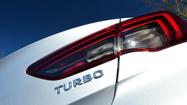 Vauxhall Insignia Grand Sport - tail-light