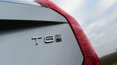 Volvo XC90 T8 - badge detail