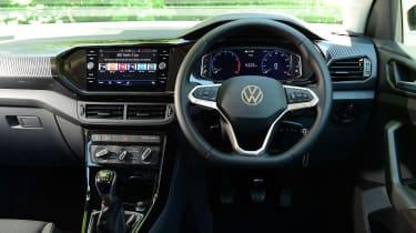 Volkswagen T-Cross Black Edition - dash