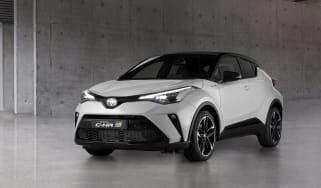 Toyota C-HR GR Sport - front