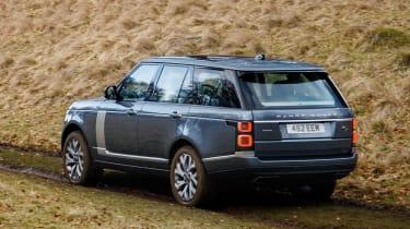 Range Rover PHEV - rear off-road