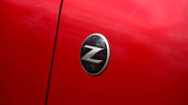 Nissan 370Z GT –Z badge