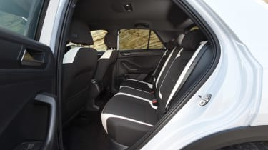 Volkswagen T-Roc - rear seats