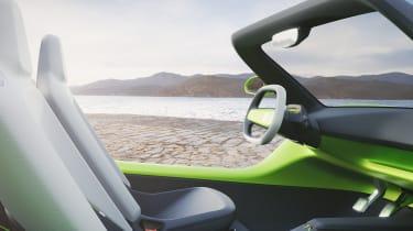 Volkswagen ID. Buggy concept - interior