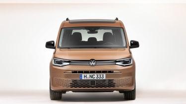 2020 Volkswagen Caddy - full front