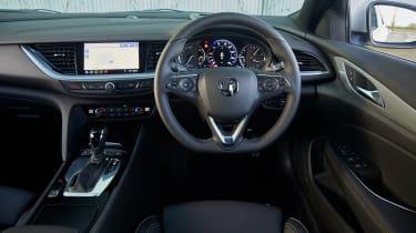 Vauxhall Insignia GSi - interior