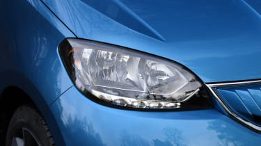 Skoda Citigo-e iV - front light