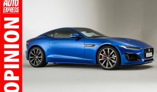 OPINION Jaguar F-Type