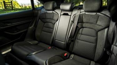Porsche Taycan 4S Cross Turismo - rear seats
