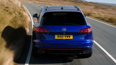 Volkswagen Touareg R - full rear