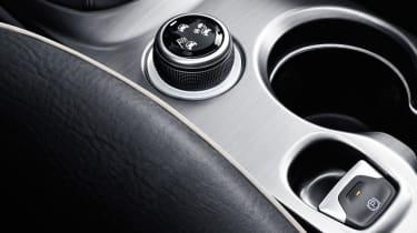 Fiat 500X - detail
