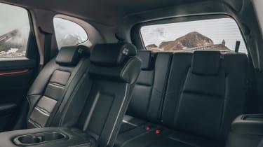 Honda CR-V - seats