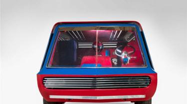 George Barris' Supervan - front