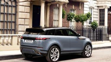 New Range Rover Evoque - rear static