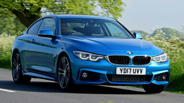 BMW 4 Series - best used coupes