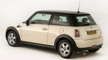 Used MINI Cooper - rear