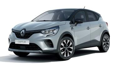 Renault Captur SE Limited - front