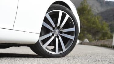 Mercedes SLC roadster 2016 - wheel