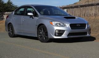 Subaru WRX 2014 front static 2