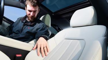 Mazda 6 long termer - final report seats
