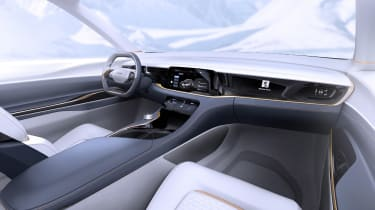 Chrysler Airflow Vision Concept - dash