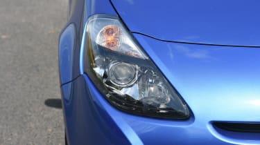 Renault Clio old vs new - Mk3 headlight