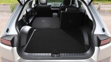 Hyundai Ioniq 5 RWD - boot