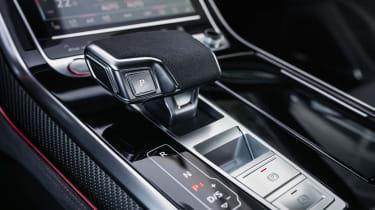 Audi RS Q8 - transmission