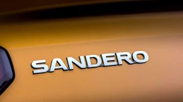 Dacia Sandero Stepway - badge