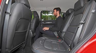 Mazda CX-5 - Rear Passenger Room