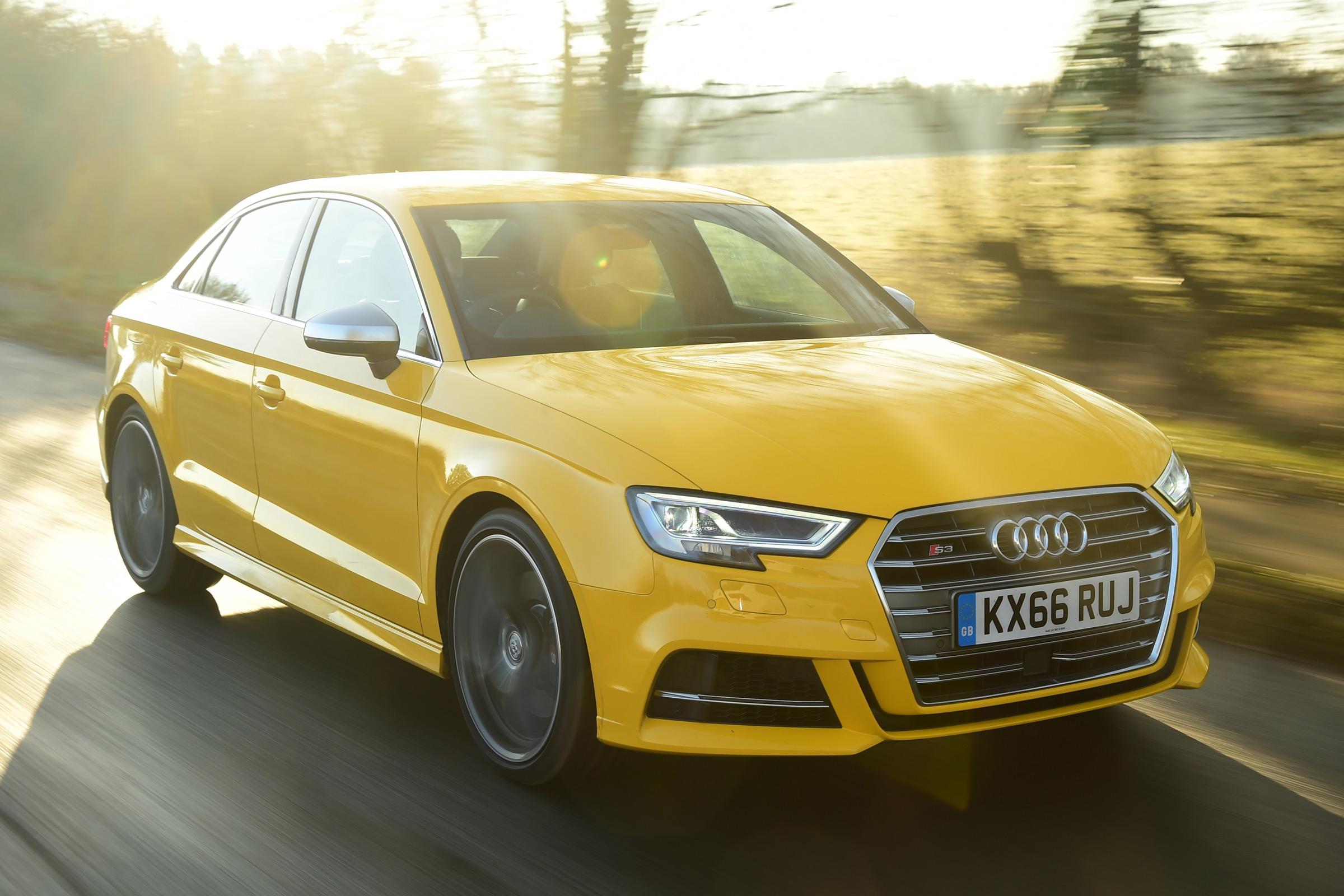 Audi S3 Reliability Safety Euro Ncap Auto Express