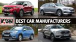 Best car manufacturers