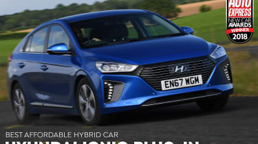 Hyundai Ioniq Plug-in - 2018 Affordable Hybrid Car of the Year