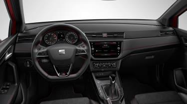 SEAT Arona interior - sponsored