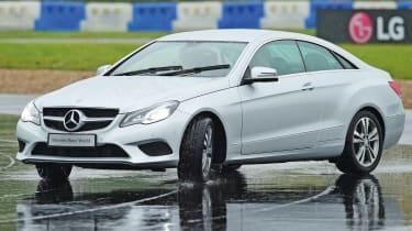 Mercedes-Benz World Winter Driving