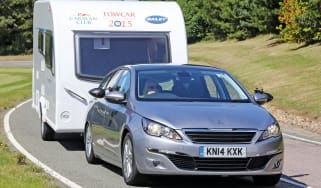 Peugeot 308 SW Tow Car of the Year