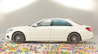 Mercedes S-Class - best luxury