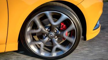 Vauxhall Corsa GSi - wheel