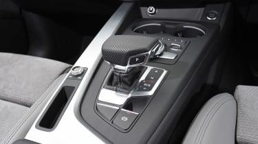Used Audi A4 Mk5 - transmission