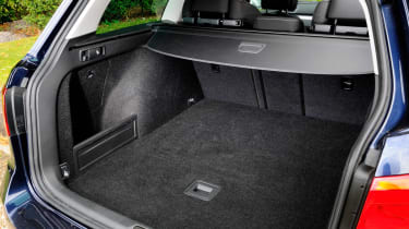Volkswagen Passat Alltrack boot