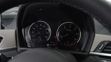 BMW X2 - speedo